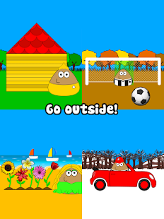 Game Pou APK for Kindle