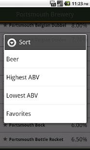 Any Beer ABV Full - screenshot