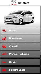 R. Motors Toyota - screenshot