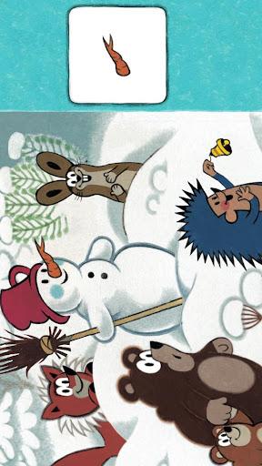 Little Mole in Winter - screenshot