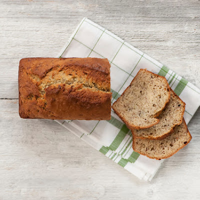 The Only Banana Bread Recipe You'll Ever Need!