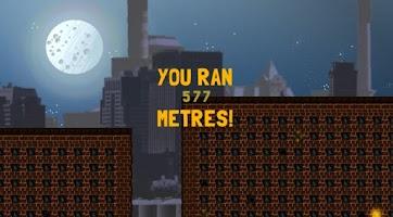 Screenshot of Yikes! Zombies! Run!