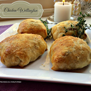 Chicken Wellingtons