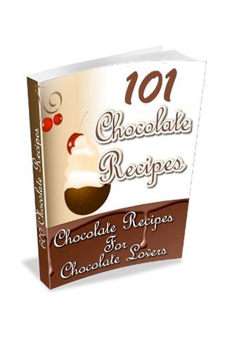 101 Delicious Chocolate Recipe