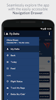Screenshot of Fly Delta