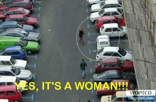 When Women Park