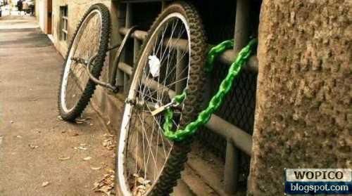 Bike Stealer