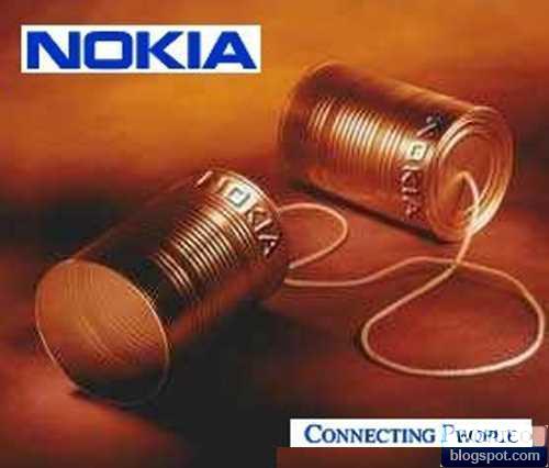 First Nokia