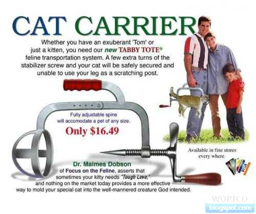 Cat Carrier Toold