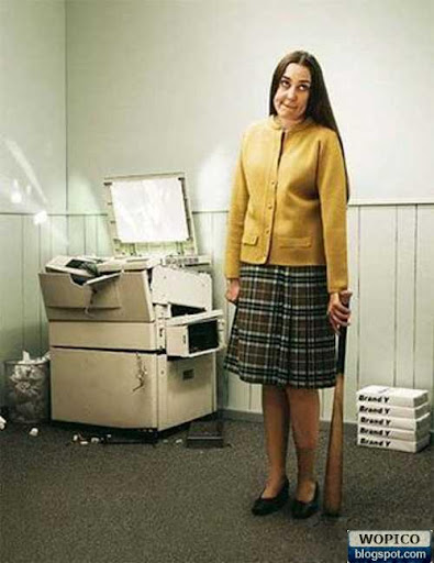 Bad Copy Machine