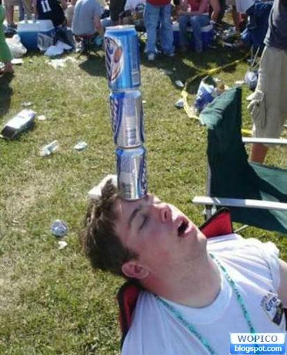 Drunk Balance