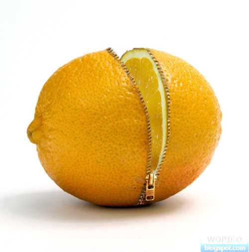 Easy Open Orange