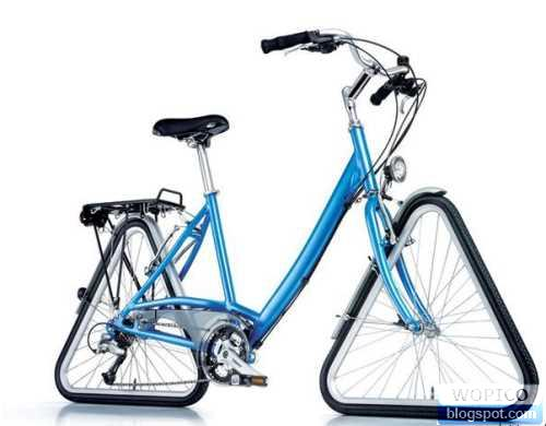 Triangle Bike