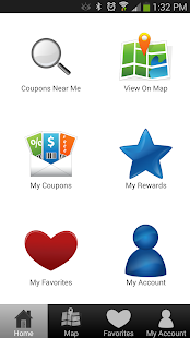 OLN Consumer Rewards & Savings - screenshot