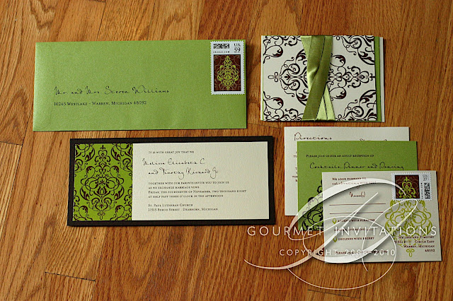 It All Started With the Invitations via TheELD.com