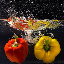 Lighting okay? by Sam Park - Food & Drink Fruits & Vegetables