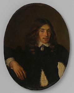 RIJKS: Gerbrand Ban: painting 1650