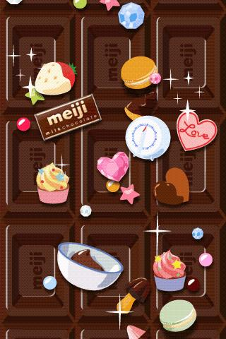 玩個人化App|ミルクチョコレート ライブ壁紙免費|APP試玩
