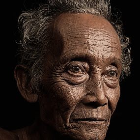 by Indra Kurniawan - People Portraits of Men