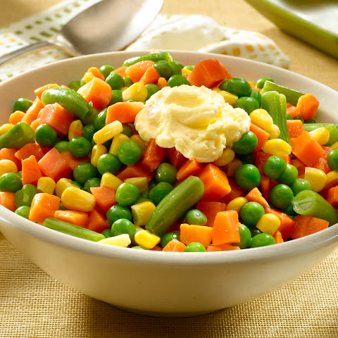 how to cook mixed vegetables frozen