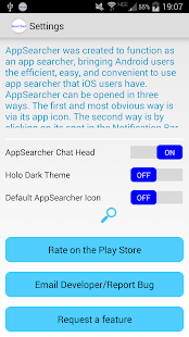 App Searcher - screenshot