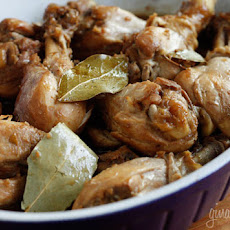 Filipino Adobo Chicken