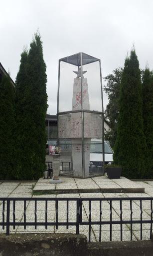 Godešič Spomenik NOB