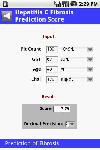 【免費醫療App】MedCalc 3000 G.I.-APP點子