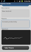 Screenshot of Sybase Mobile Workflow 2.1