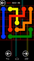 Screenshot of Cheats for Flow Free: Bridges
