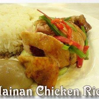 hainan chicken restaurants in jalan ampang