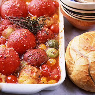 Oven Baked Stewed Tomatoes Recipes