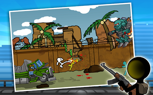 Free Download Anger of Stick 2 APK for Samsung