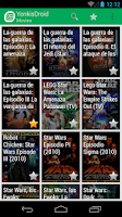 Screenshot of YonkisDroid N (Online Movies)