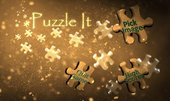 Screenshot of Puzzle It
