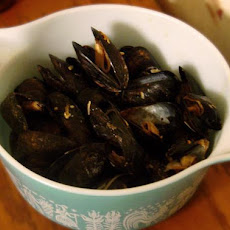 Thai-Belgian Mussels and Clams