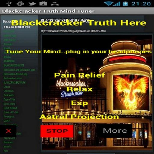 Blackcracker Mind Tuner LOGO-APP點子