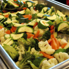 Chilled Vegetable Medley