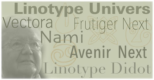 Adrian Frutiger
