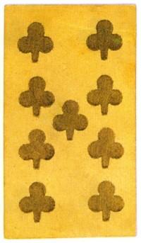 9 de paus, 1690