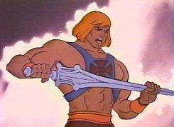 He-Man no desenho original