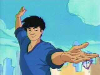 Jackie Chan (o animado)