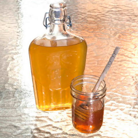 DIY Honey Liqueur
