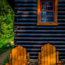 Honeymoon Cabin by Chad Hamik - Wedding Other (  )