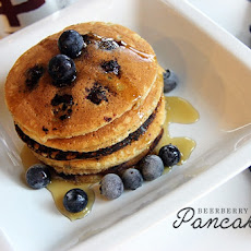 Beerberry Pancakes for #SundaySupper