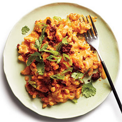 Sweet Potato Chile Mac