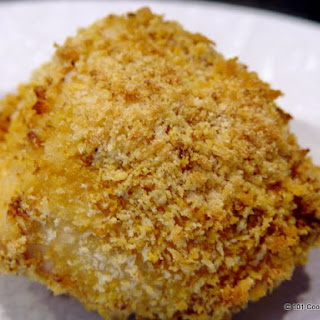 Oven Baked Mayonnaise Parmesan Chicken