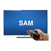 17.  Remote for Samsung TV