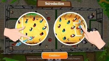 Screenshot of Get the Egg: Foosball (free)