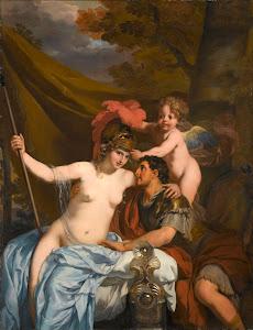 RIJKS: Gerard de Lairesse: Odysseus and Calypso 1680